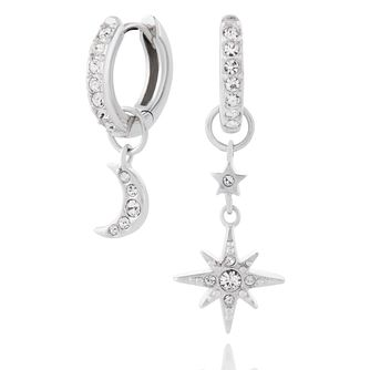Olivia Burton Celestial Crystal Huggie Hoop Earrings - Product number 3654699