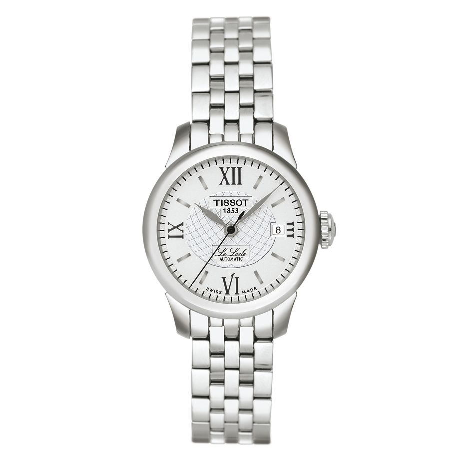 Tissot Le Locle Ladies' Stainless Steel Bracelet Watch - Product number 3693023