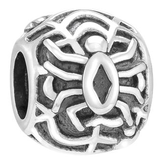 Chamilia Tangled Web sterling silver charm - Product number 3732118