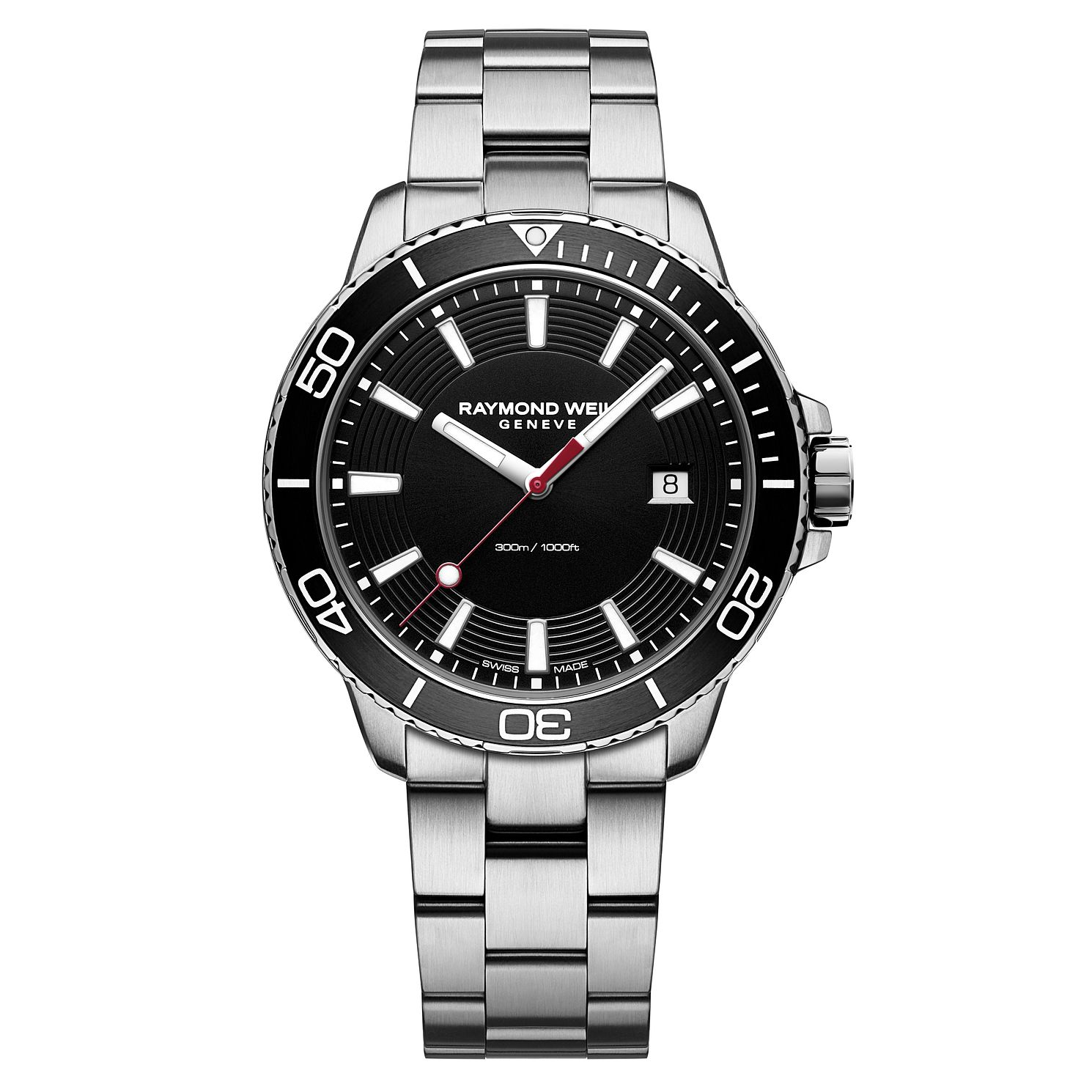 Raymond Weil Tango Men's Stainless Steel Bracelet Watch - Product number 3749363