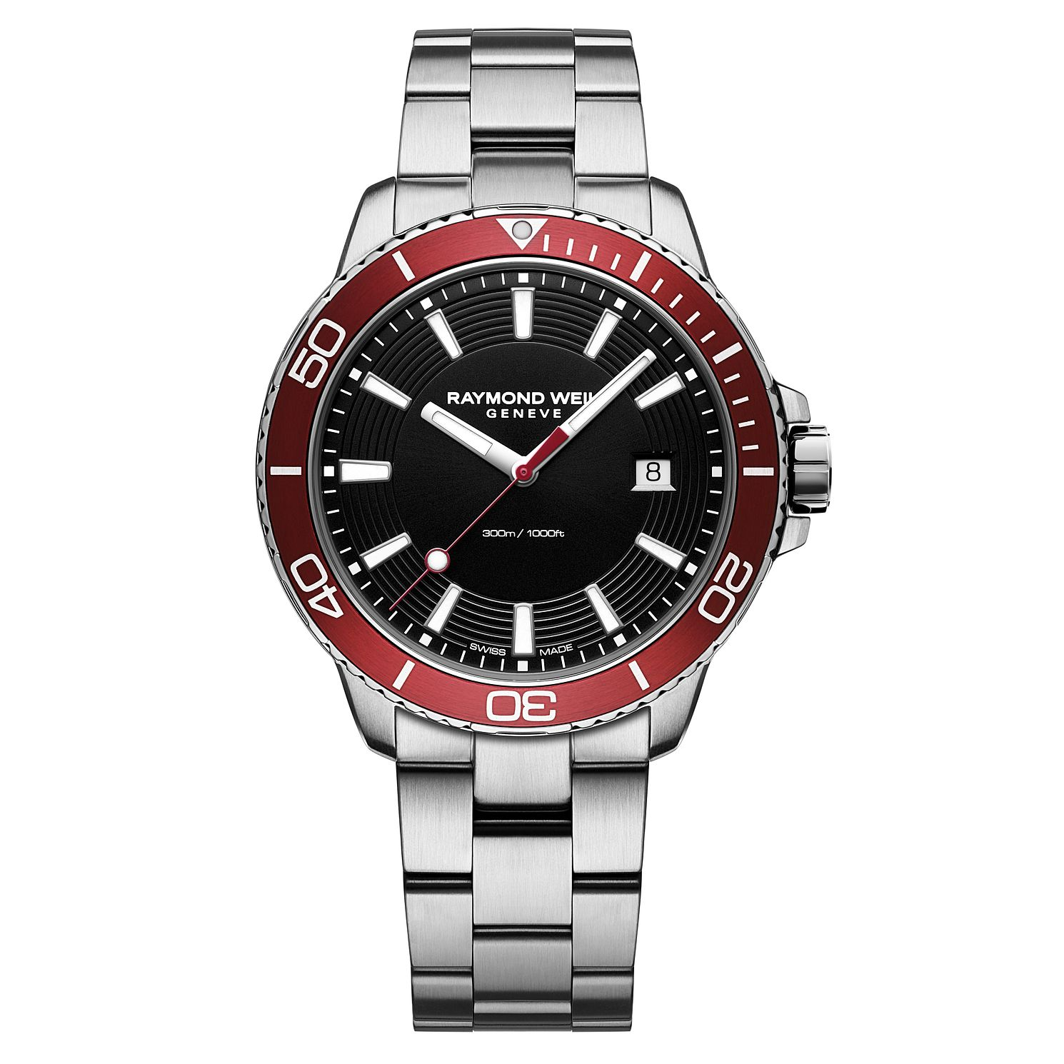 Raymond Weil Tango Men's Stainless Steel Bracelet Watch - Product number 3749401
