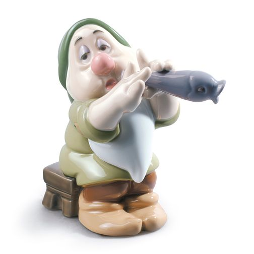 Nao Porcelain Snow White Sleepy Dwarf Figurine - Product number 3753883