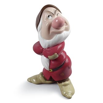 Nao Porcelain Snow White Grumpy Dwarf Figurine - Product number 3753905