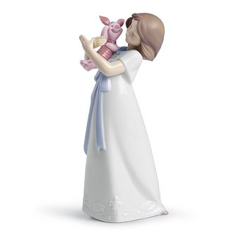 Nao Porcelain Cuddles With Piglet Figurine - Product number 3753921