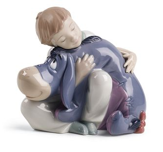 Nao Porcelain Dreaming of Eeyore Figurine - Product number 3753948