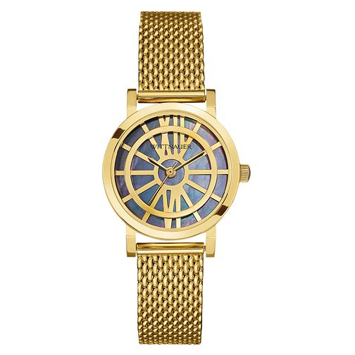 Wittnauer Charlotte ladies' gold-plated watch - Product number 3760294