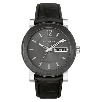 Wittnauer Aiden men's two colour steel strap watch - Product number 3760502