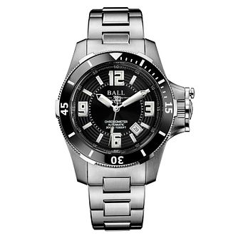Ball Engineer Hydrocarbon Ceramic Xv Men's Bracelet Watch - Product number 3762076