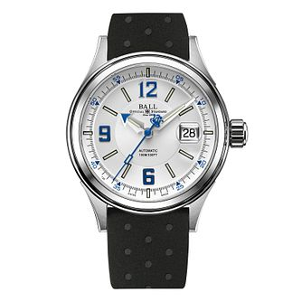 Ball Fireman Racer Men's Stainless Steel Watch - Product number 3762386