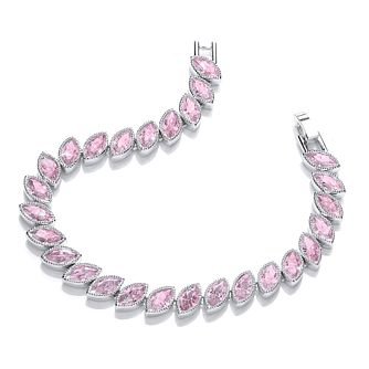 Buckley London Pink Stone Bracelet - Product number 3762793