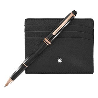 Montblanc Meisterstuck rose gold pocket set - Product number 3777014