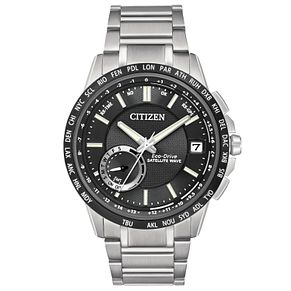 Citizen Eco-Drive Satellite Wave Men's Watch - Product number 3777642