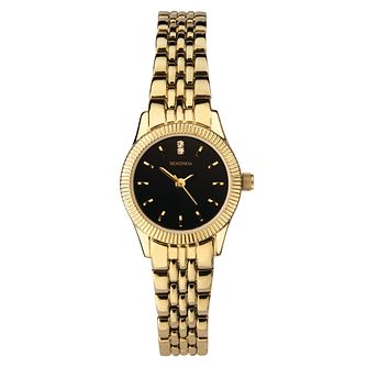 Sekonda Gold Tone Bracelet Watch - Product number 3778037