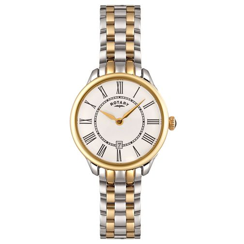 Rotary Ladies' Elise Stainless Steel Bracelet Watch - Product number 3780392