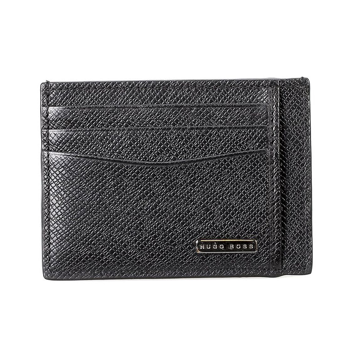 BOSS Signature Navy Cardholder - Product number 3786757
