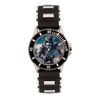 Star Wars Children's Storm Trooper Analogue Watch - Product number 3794040