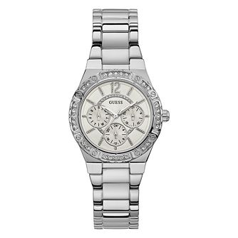 Guess Ladies' Stainless Steel Bracelet Watch - Product number 3818063