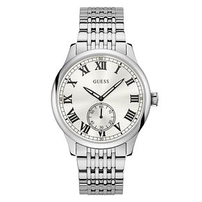 Guess Men's Stainless Steel Bracelet Watch - Product number 3821129
