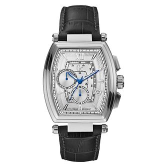 Gc Guess Men's Stainless Steel Silver Strap Watch - Product number 3824543