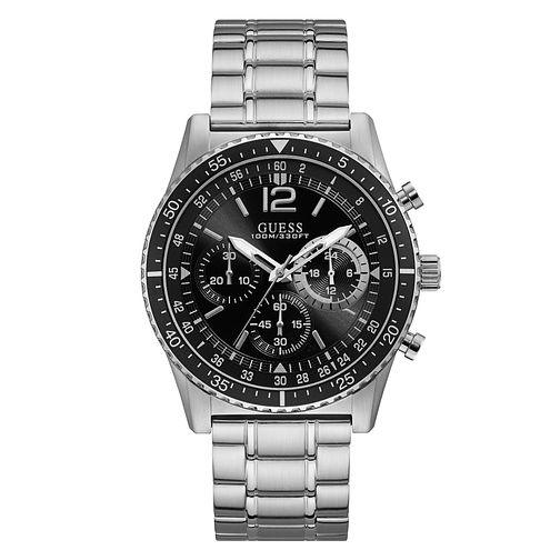 Guess Men's Stainless Steel Bracelet Watch - Product number 3835596