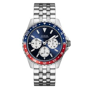 Guess Men's Stainless Steel Bracelet Watch - Product number 3835634