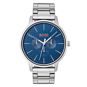Boss Orange Copenhagen Men's Stainless Steel Bracelet Watch - Product number 3836169