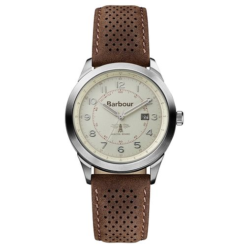 Barbour Walker Men's Walker Stainless Steel Strap Watch - Product number 3840271