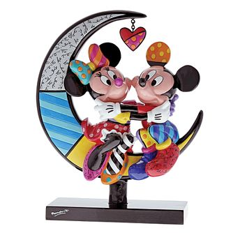 Disney Britto Mickey & Minnie Mouse Moon Figurine - Product number 3845095
