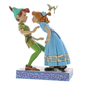 Disney Traditions An Unexpected Kiss Anniversary Figurine - Product number 3845109