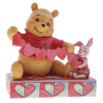 Disney Traditions Pooh & Piglet Figurine - Product number 3850129