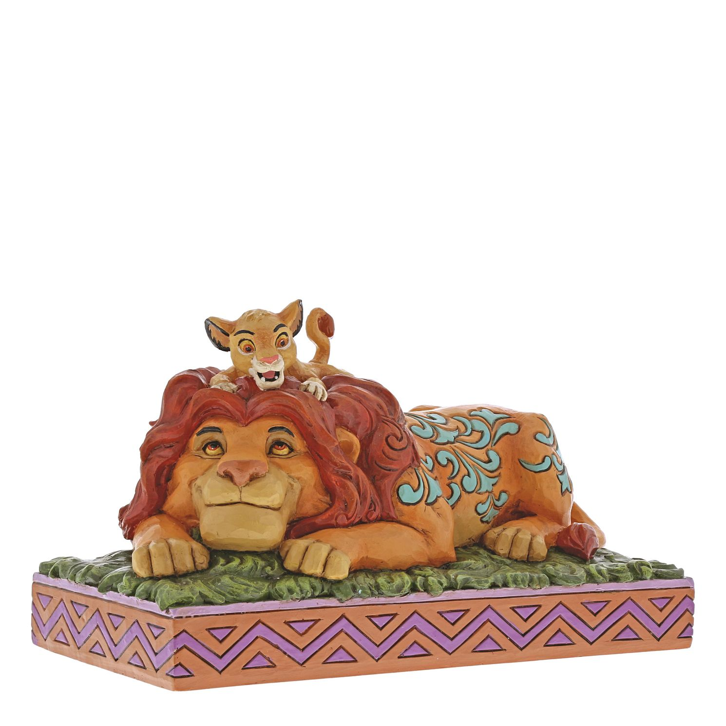 Disney Traditions The Lion King Mufasa & Simba Figurine - Product number 3850544