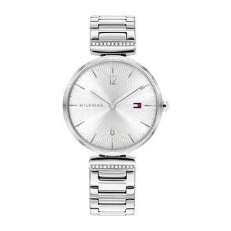 Tommy Hilfiger Aria Ladies' Stainless Steel Bracelet Watch - Product number 3851257