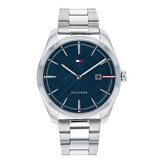 Tommy Hilfiger Theo Men's Stainless Steel Bracelet Watch - Product number 3852849