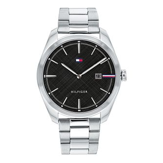 Tommy Hilfiger Theo Men's Stainless Steel Bracelet Watch - Product number 3852873