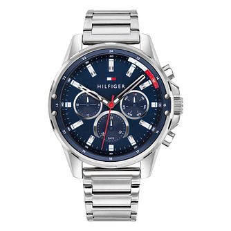 Tommy Hilfiger Mason Men's Stainless Steel Bracelet Watch - Product number 3853926