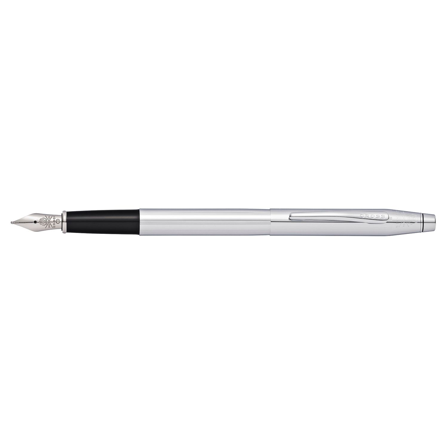 Cross Classic Century Chrome Plated Fountain Pen - Product number 3859924