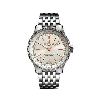 Breitling Navitimer 35 Stainless Steel Bracelet Watch - Product number 3863182