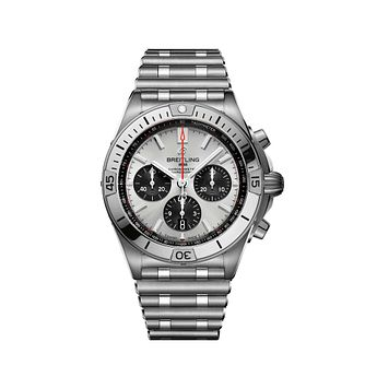 Breitling Chronomat Men's Stainless Steel Bracelet Watch - Product number 3863530