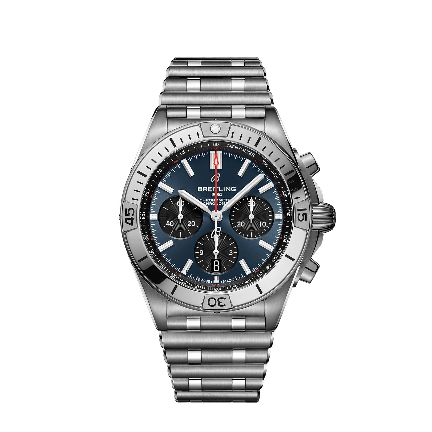 Breitling Chronomat Men's Stainless Steel Bracelet Watch - Product number 3863549