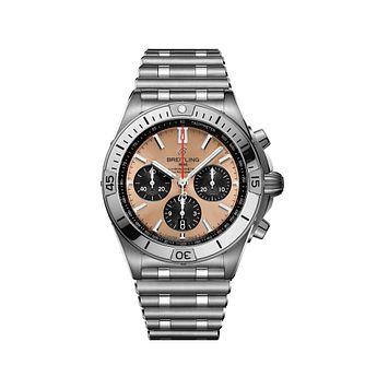 Breitling Chronomat Men's Stainless Steel Bracelet Watch - Product number 3863557