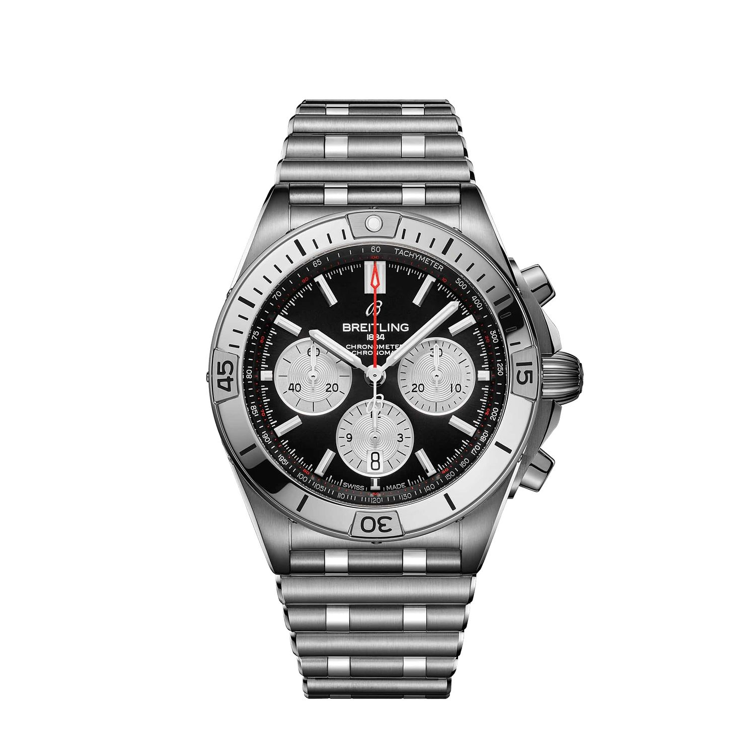 Breitling Chronomat Men's Stainless Steel Bracelet Watch - Product number 3863565