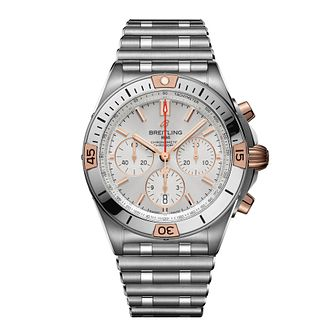 Breitling Chronomat Men's Two Tone Bracelet Watch - Product number 3863581