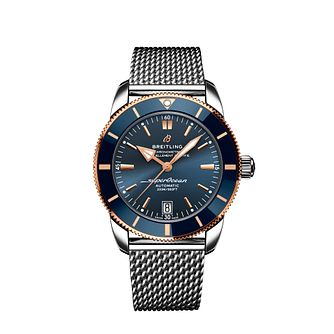 Breitling Superocean Heritage Stainless Steel Bracelet Watch - Product number 3863948