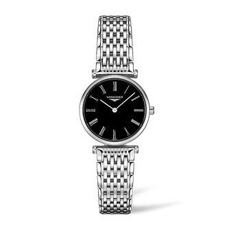 Longines La Grande Classique Stainless Steel Bracelet Watch - Product number 3866386