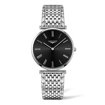 Longines La Grande Classique Stainless Steel Bracelet Watch - Product number 3866424
