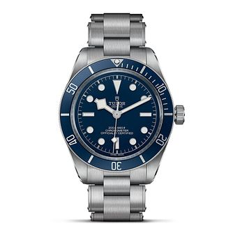 Tudor Black Bay Fifty-Eight Navy Blue Steel Bracelet Watch - Product number 3867447