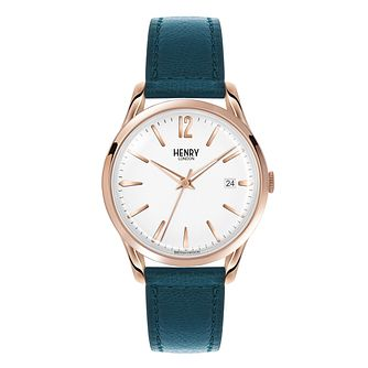 Henry London Ladies' Stratford White Dial Strap Watch - Product number 3871843