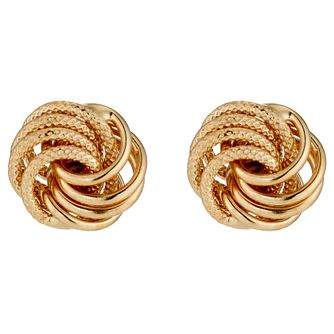 Gold Stud Earrings - Product number 3881105