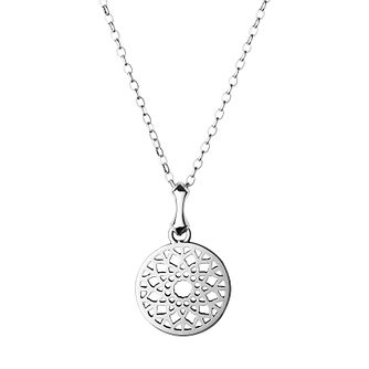 Links of London Timeless Sterling Silver Pendant - Product number 3884732