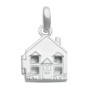 Links Of London Silver Home Is Where The Heart Is Charm - Product number 3885011